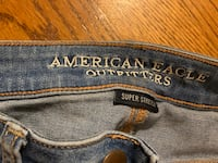 American Eagle Jeggings Size 4 Middletown, 21769