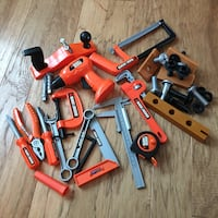 Toy Black & Decker assorted tool set Fairfax, 22033