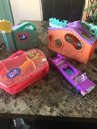 Littlest Pet Shop play set North Providence, 02911