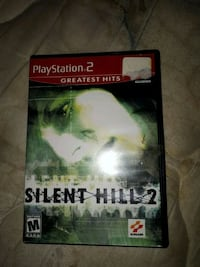 Ps2, silent hill 2, greatest hits Windsor, N9A 2K9