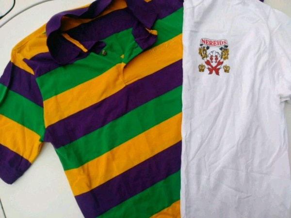cf5b9b41b2 Used Men s XL Mardi Gras Shirts for sale in Bay Saint Louis - letgo