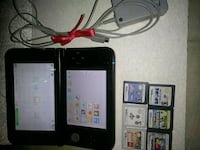 NINTENDO 3DS XL + Charger Cord + Games Charles Town, 25414