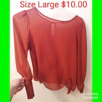 Ladies Assorted Tops Barrie, L4M 7K1