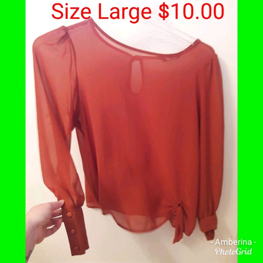 Ladies Assorted Tops