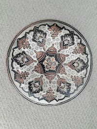 Syrian wall plate