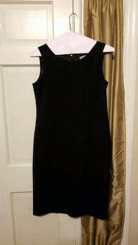 women's black sleeveless dress Pleasant Grove, 35127
