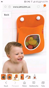 bath toy holder skip hop brand Calgary, T3K