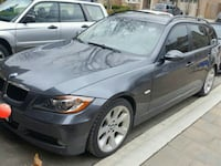 2006 BMW 325xi E91 wagon all wheel drive $3500 Toronto, M3K 1Z9