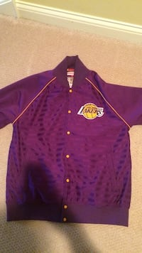 Lakers warm up mitchell and ness. XL Riverwoods, 60015