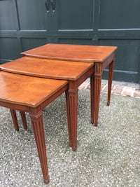 End Tables: 3-in-1