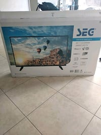 sıfır seg smart LED tv