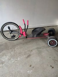 The Original Huffy Green Machine for Girls in PINK 20 inch wheels