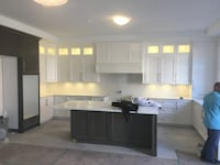 Kitchen cabinets installation And Refacing Mississauga, L5R 3R5