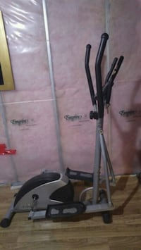 black and gray elliptical trainer Edmonton, T6W 1A5