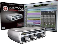 Fast track guitar/mic recording interface New York, 11224
