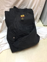 Cat brand insulated overalls  Coquitlam, V3J 1S4