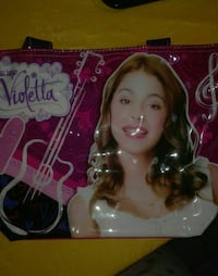tote bag viola Disney Violetta Villabate, 90039