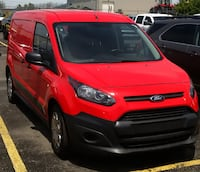 2016 Ford Transit Connect Cargo Van XL Woodstock