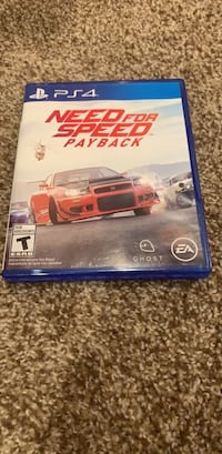 Need For Speed Payback PS4 Owings Mills, 21117