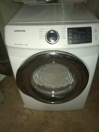 white Samsung front-load clothes washer New Britain, 06052