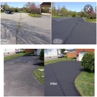 Concrete seal coating free estimate St. Francis