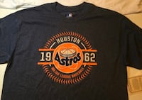Houston Astros Astrodome 1962 Large Shirt Little Rock, 72210