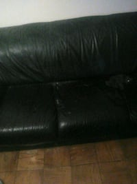 3-person leather couch Silver Spring, 20910