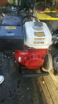 Honda commercial pressure washer 3748 km