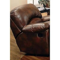 Coaster Furniture 600333 - Walter Rocker Recliner (Brown) - $299 (MISSOURI CITY) Missouri City
