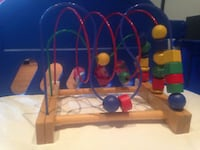 (New)Pizzazz bead frame - Sensory Toy (only 2 left) Vaughan, L4H 2G5