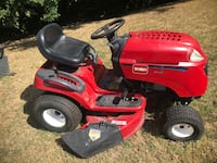 Toro riding lawn mower Fort Worth, 76179