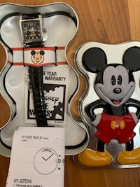Mickey mouse watch1. Edmonton, T6L 3X4