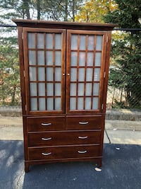 Solid Wood Dresser/Armoire *Delivery Available* Woodbridge, 22192