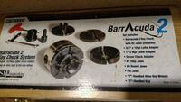 Wood lathe BarrAcuda 2 chuck system Watertown, 06795