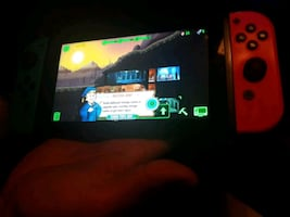 Portable game switch
