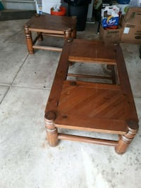 Large and small coffee table Canal Winchester, 43110