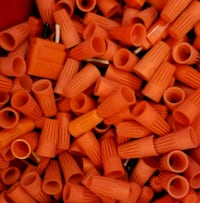 Wire connectors (marrettes) Ajax