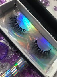 Golden Lash 100% Real Mink  Handmade with love   Soft & Luxurious Markham, L3S 1Z4