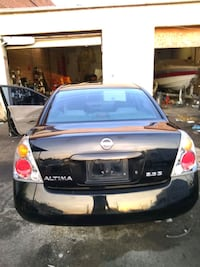 2004 Nissan Altima Washington