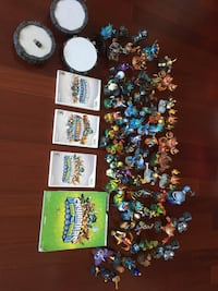 Skylander figurine collection and games Jersey City, 07302
