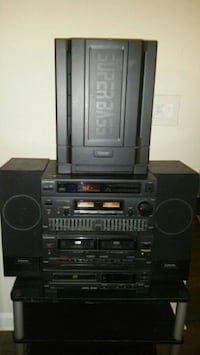 AS2685 Emerson Stereo CD Cassette Radio System Bethesda, 20817