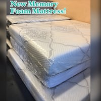 New Memory Foam Mattress  Downey, 90240