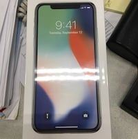 BRAND NEW IPHONE X 64GB Kitchener
