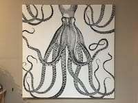 Octopus Canvas Burlington, L7M 4M4