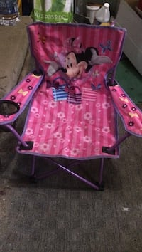 Minnie Mouse camping chair Saint-Lazare, J7T