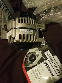 stainless steel acdelco alternator