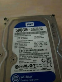 500 gb hdd 9245 km