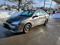 2007 Ford Focus Se Richmond Hill
