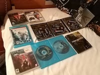 PS3 game case lot Salt Lake City, 84107