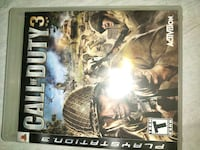 PS3 oyun call of duty3